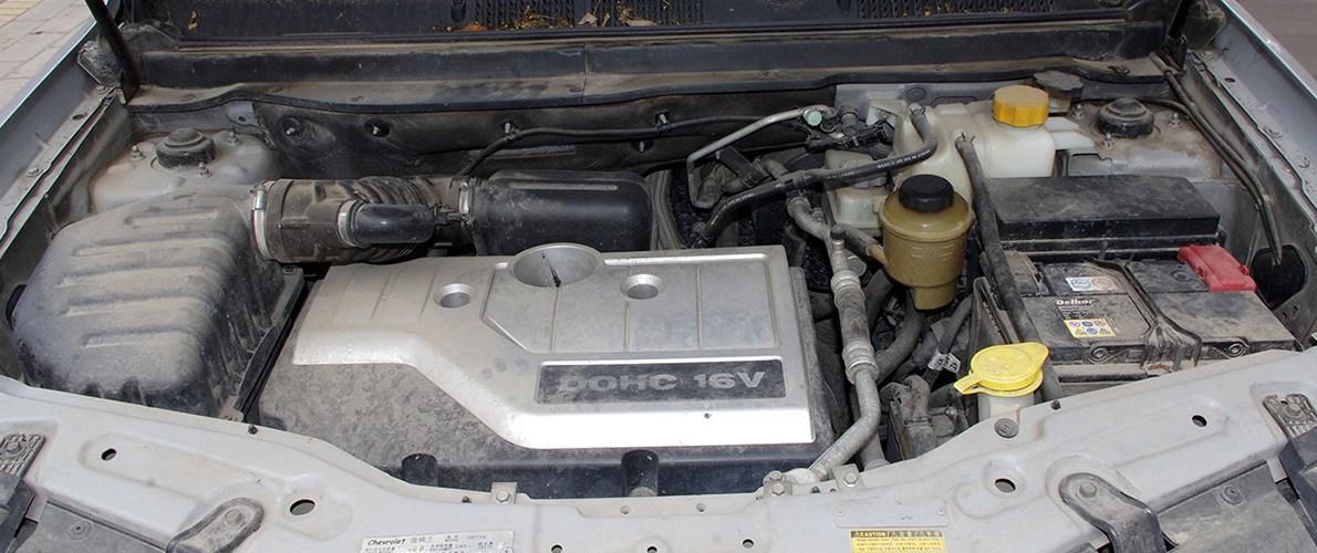 雪佛兰 科帕奇(进口)2009款2