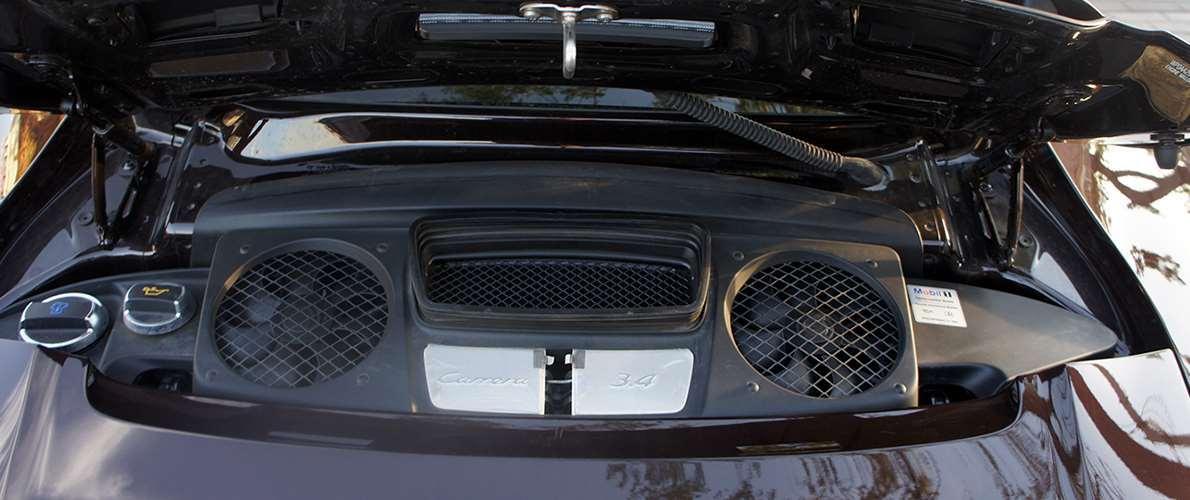 保时捷-911 2013款 carrera 4 3.4l