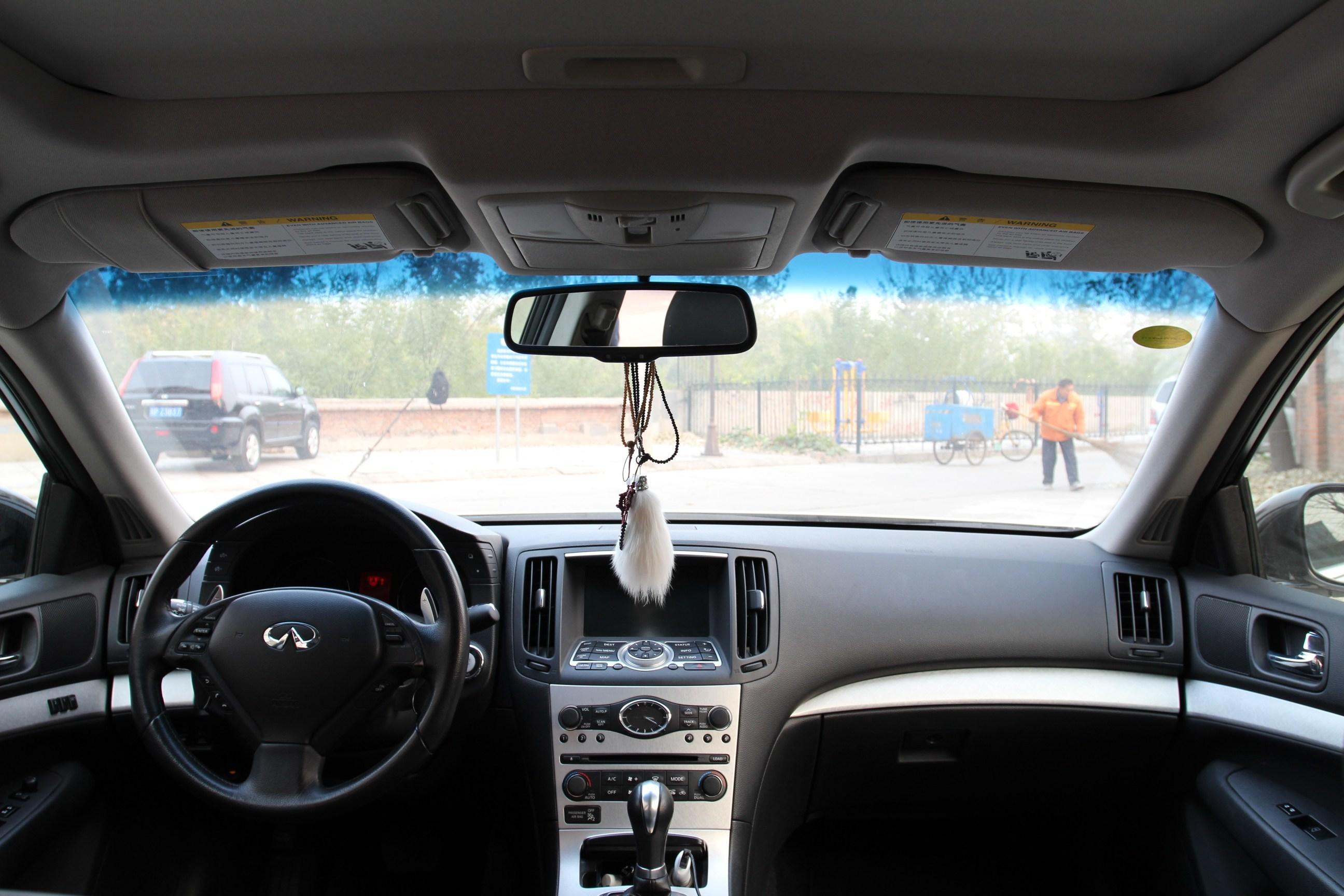 英菲尼迪-g系 2009款 g37 3.7l 自动挡