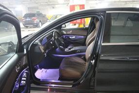 奔驰S级 2014款 S 500 L高清图片