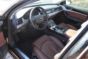 奥迪A8 2013款 A8L 40 hybrid高清图片