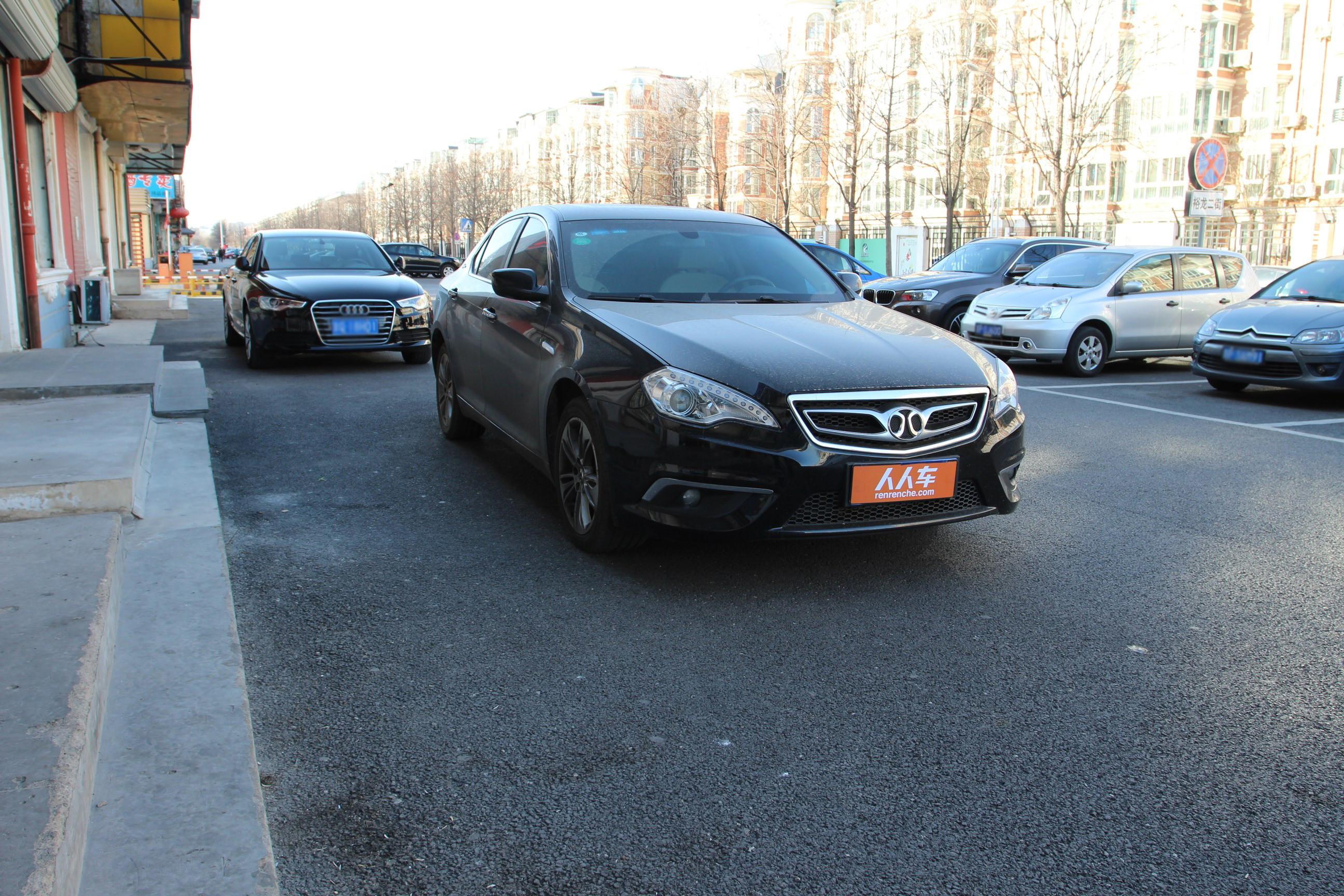 北京汽车-绅宝d70 2013款 2.0t 舒适版